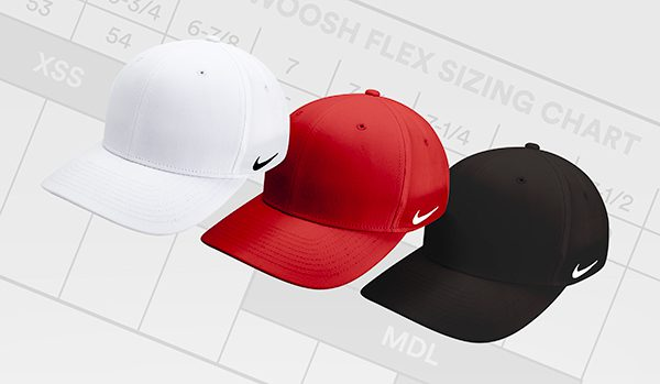 Swoosh Flex Size Chart
